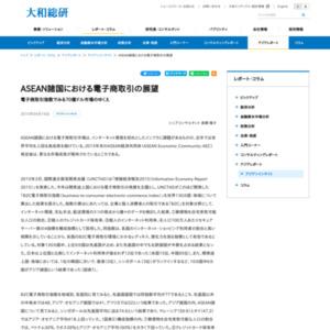 ASEAN諸国における電子商取引の展望