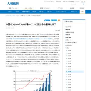 中国インターバンク市場―二つの謎とその意味とは?