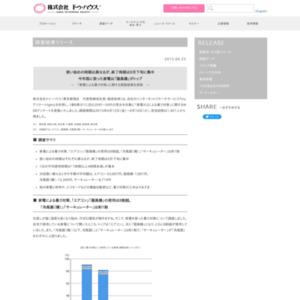 「家電による暑さ対策」に関する調査
