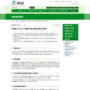 68港湾におけるヒアリの調査・防除の実施状況報告(第4報)