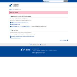 消費動向調査(全国、平成24年3月実施分)