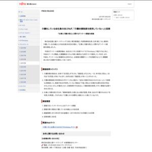「仕事と介護の両立」に関するアンケート調査