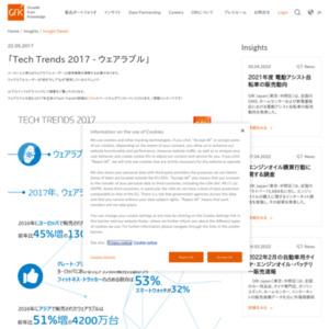 Tech Trends 2017 - ウェアラブル