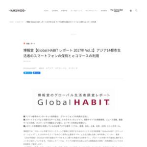 アジア14都市生活者のスマートフォンの保有とeコマースの利用