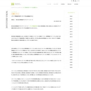 メディア定点調査2012