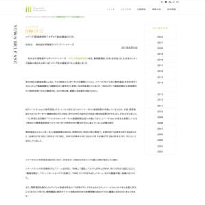 メディア定点調査2013