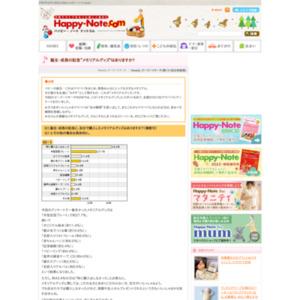 """第131回 誕生・成長の記念""""メモリアルグッズ はありますか? 2003.07.17~2003.07.23"""