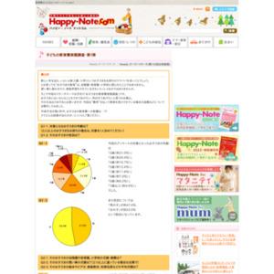 第152回 子どもの教育費実態調査・第1弾 2004.01.08~2004.01.14