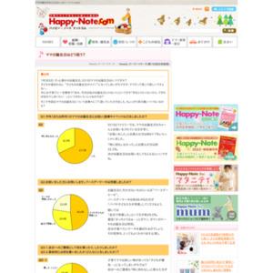 第190回 ママの誕生日はどう祝う? 2004.10.21~2004.10.27