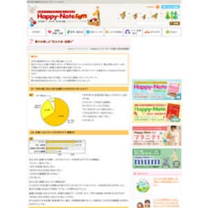 """第277回 夏のお楽しみ""""花火大会・盆踊り"""" 2006.08.03~2006.08.09"""