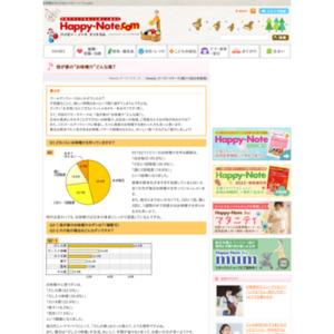 """第314回 我が家の""""お味噌汁""""どんな風? 2007.05.03~2007.05.09"""