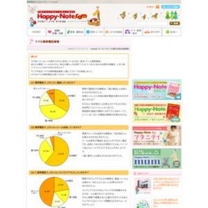 第450回 ママの携帯電話事情 2010.02.11~2010.02.17