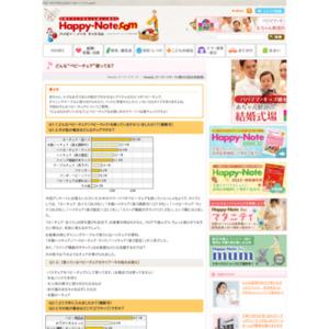 """第455回 どんな""""ベビーチェア""""使ってる? 2010.03.18~2010.03.24"""