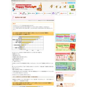 """第456回 """"我が町の子育て支援"""" 2010.03.25~2010.03.31"""