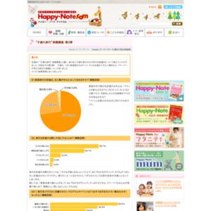 """第507回 """"子連れ旅行""""実態調査・第2弾 2011.05.19~2011.05.25"""