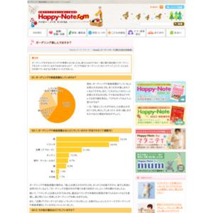 第556回 ガーデニング楽しんでますか? 2012.05.17~2012.05.23