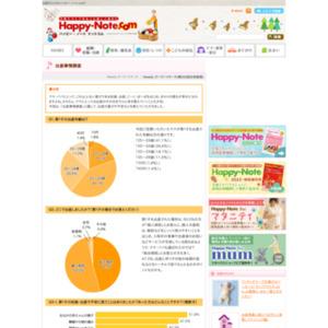 第560回 出産事情調査 2012.06.14~2012.06.20