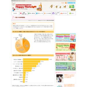第565回 子連れ外食事情調査 2012.07.19~2012.07.25