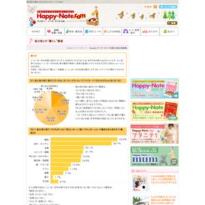 """第579回 祖父母との""""暮らし""""調査 2012.11.01~2012.11.07"""