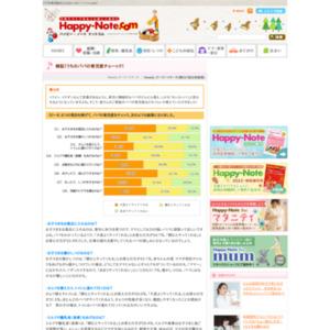 第597回 検証!うちのパパの育児度チェーック! 2013.03.14~2013.03.20