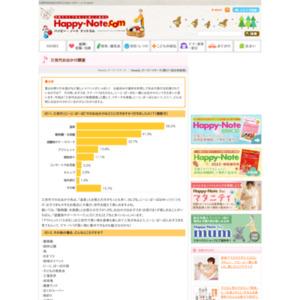 第611回 三世代お出かけ調査 2013.07.04~2013.07.10