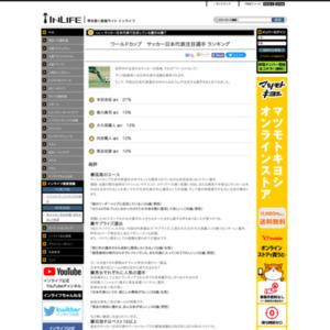 ワールドカップ サッカー日本代表注目選手 ランキング