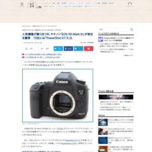 中古デジタルカメラ販売ランキング(2016年4月28日~5月4日)
