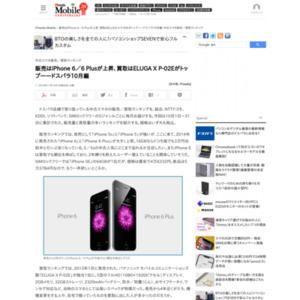 中古スマホ販売/買取ランキング ドスパラ10月編