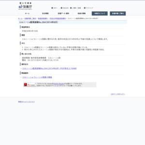エルニーニョ監視速報No.264(2014年8月)