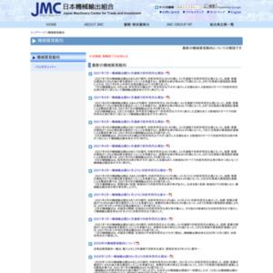 最新の機械貿易動向(2013年3月分)