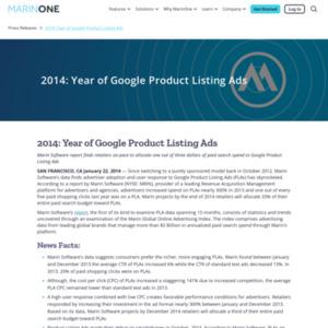 Googleショッピング:モバイルショッピングの増加とPLAの普及(2014年版)