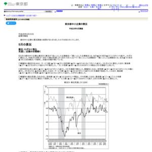 東京都中小企業の景況 平成28年6月調査