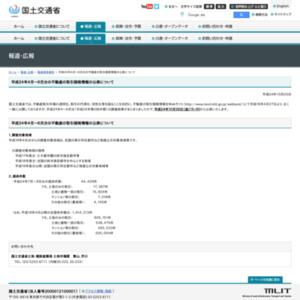 平成24年4月~6月分の不動産の取引価格情報の公表