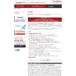 ビジネスパーソンの旅のテクニックに関する調査2016