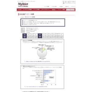 マイボイスドットコム ネットスーパーに関するアンケート