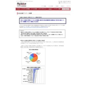虫除け・殺虫剤に関するアンケート調査(第2回)