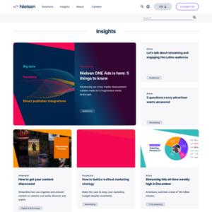 ニールセン メジャメント・ジャーナル 第3号