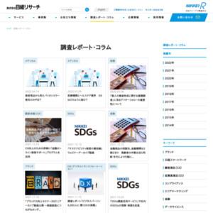 スポーツ用品各社、快走続く「ブランド戦略サーベイ2013」から(4)