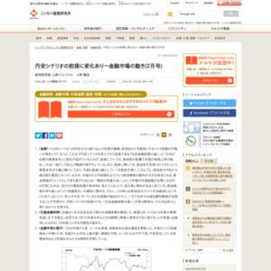 円安シナリオの前提に変化あり~金融市場の動き(2月号)