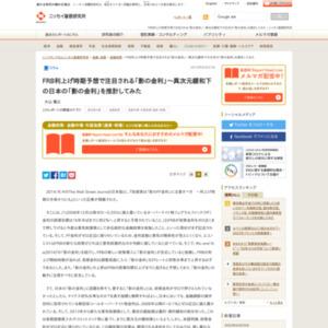 FRB利上げ時期予想で注目される「影の金利」~異次元緩和下の日本の「影の金利」を推計してみた