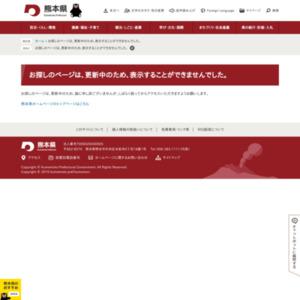 平成25年度熊本県商店街実態調査