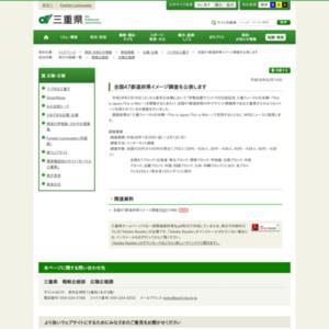 全国47都道府県イメージ調査