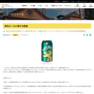 海外ビールに関する調査