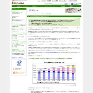 携帯電話世界市場動向調査