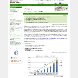 定置用蓄電システムの市場予測
