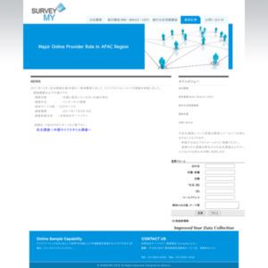 中国 2回定点ライフスタイル調査 2011. 12