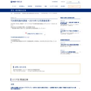 TDB景気動向調査(全国)