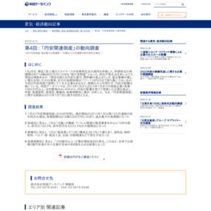 第4回「円安関連倒産」の動向調査