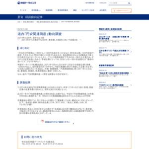 道内「円安関連倒産」動向調査