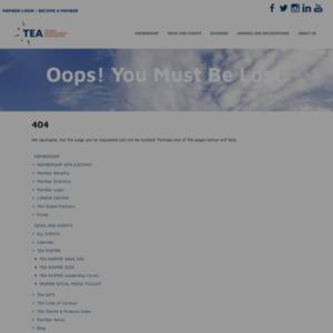 2012 TEA AECOM Themed Index